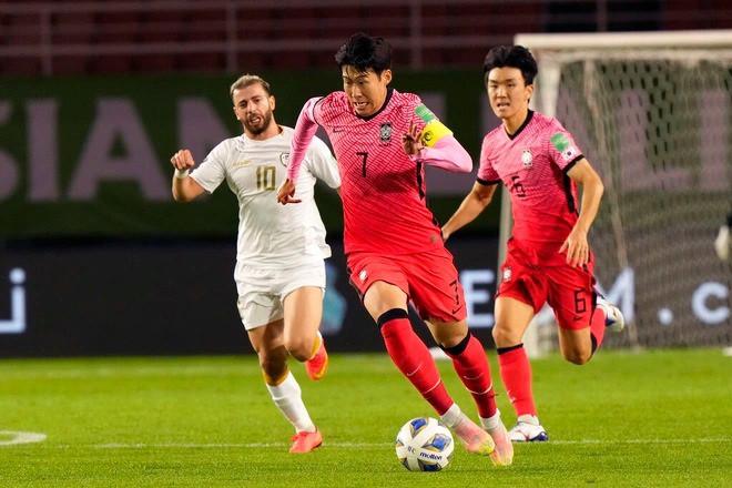 Cục diện vòng loại World Cup 2022 khu vực châu Á sau 4 lượt trận - 4