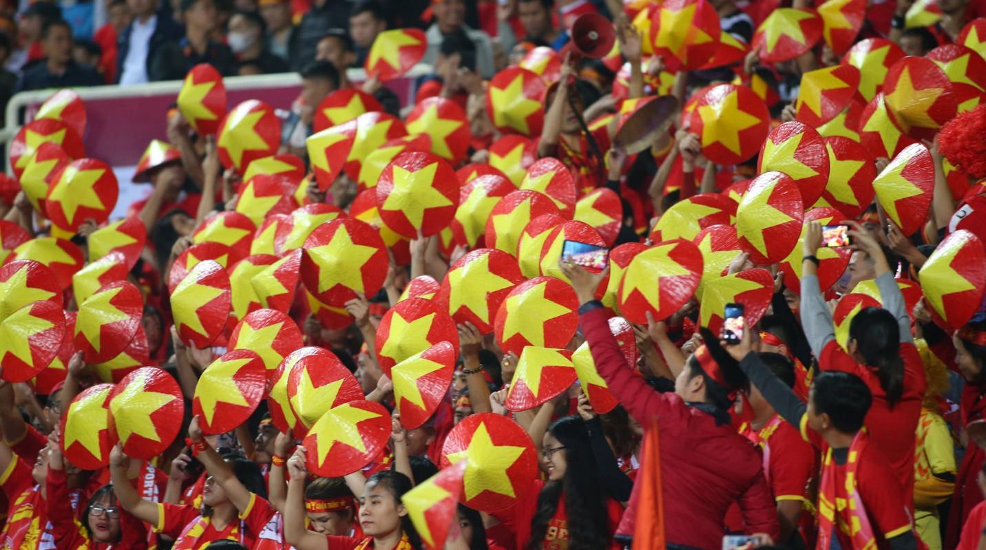 Sân Mỹ Đình có thể đón khán giả ở hai trận đấu của đội tuyển Việt Nam - 1