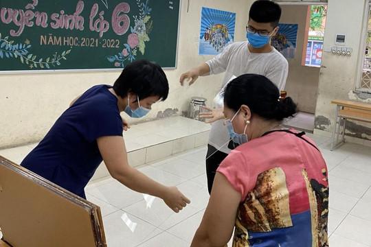 Hà Nội: Phòng GD&ĐT quận Ba Đình lập đường dây nóng, hỗ trợ tuyển sinh đầu cấp