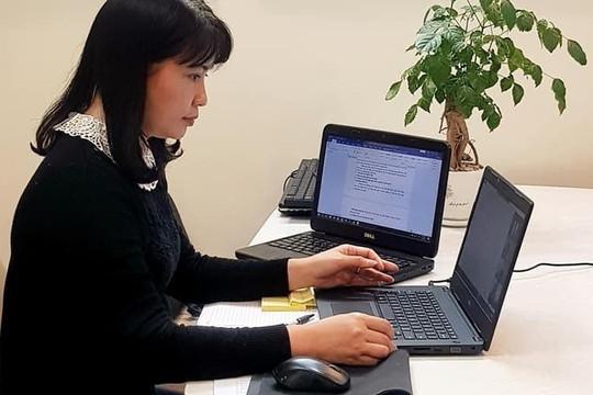 Ngành giáo dục Ba Đình tập huấn kỹ năng quản lý và dạy học trực tuyến