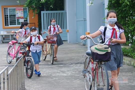 Sở GD&ĐT Hà Nội nói về khả năng đi học trở lại sau 6/9