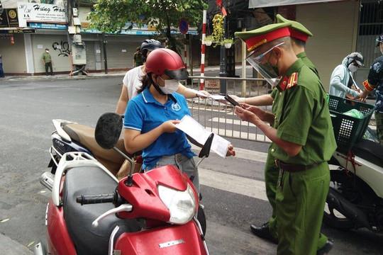 Hà Nội: phạt hơn 32 nghìn vụ vi phạm phòng chống dịch thu về trên 50 tỷ đồng