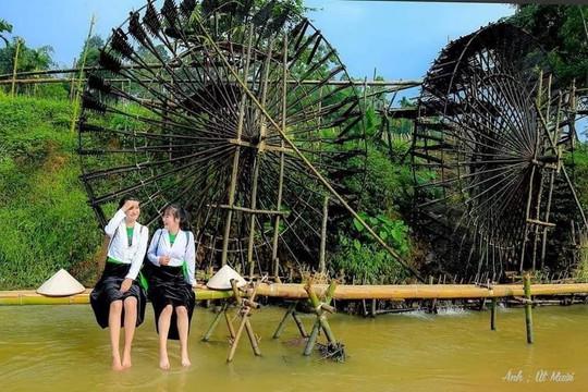 Nét đẹp bản Mường Khả Cửu, Phú Thọ qua góc nhìn viễn khách