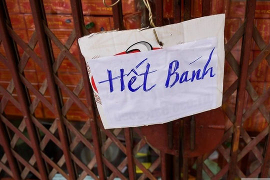 Cửa hàng bánh trung thu nổi tiếng Hà Nội đóng cửa