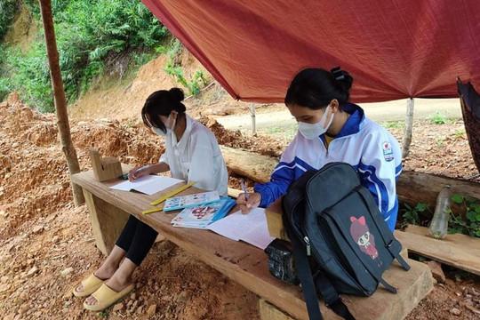Quảng Bình: Phủ sóng 4G hỗ trợ trẻ em vùng khó khăn học trực tuyến