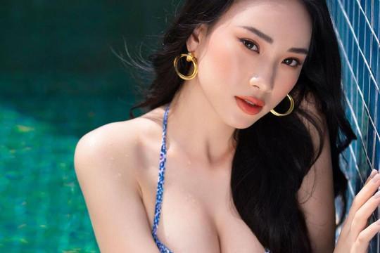 Nhan sắc lịm tim của cô gái Đắk Lắk tiếp bước H'hen Niê chinh phục đấu trường Miss Intercontinental 2021