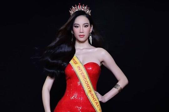 Ái Nhi trổ tài tiếng Anh tại cuộc thi Hoa hậu Việt Nam