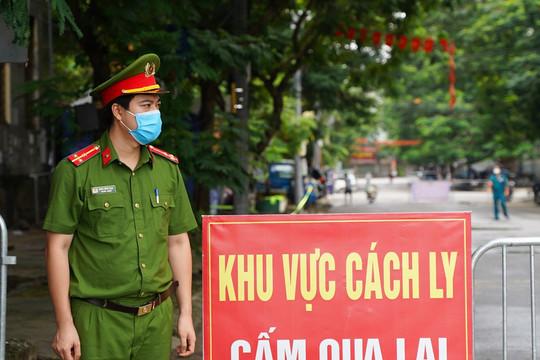 Hà Nội phát hiện thêm F0 ở Hà Đông