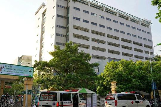 Covid-19 tại Hà Nội: Thêm F0 liên quan Bệnh viện Việt Đức