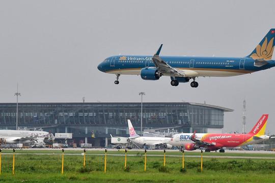 7 tỉnh thành đồng ý mở lại đường bay nội địa