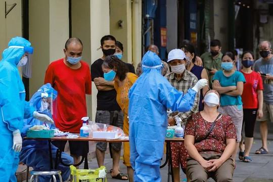 Chuỗi lây liên quan Bệnh viện Việt Đức ghi nhận thêm 6 F0