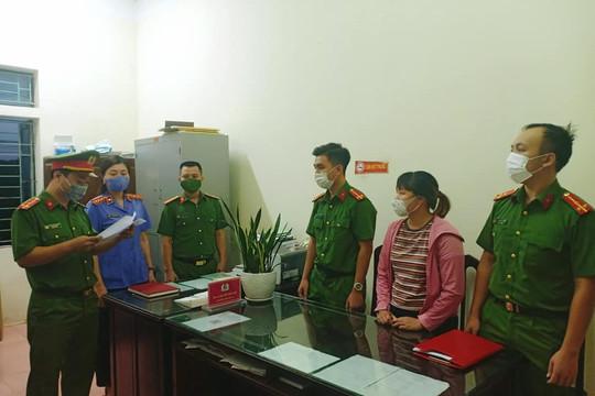 Nam Định: Dùng ảnh thai nhi, chiếm tiền từ thiện