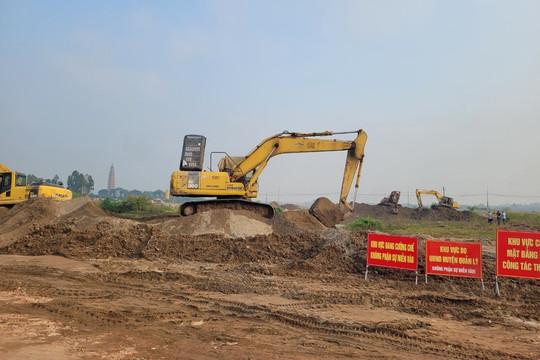 Vĩnh Phúc: Tiếp tục cưỡng chế thu hồi đất tại dự án Cụm CN làng nghề Minh Phương