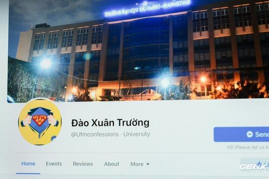 Hàng loạt fanpage các trường đại học bị chiếm quyền, đổi tên