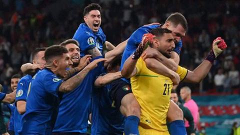 Quả bóng Vàng 2021: Sự trở lại của những ngôi sao Italia