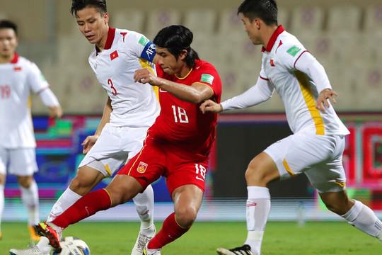 Quế Ngọc Hải chấn thương trước trận gặp Oman
