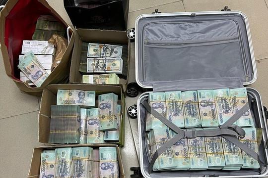 Hai thanh niên Nam Định trong đường dây đánh bạc nghìn tỉ