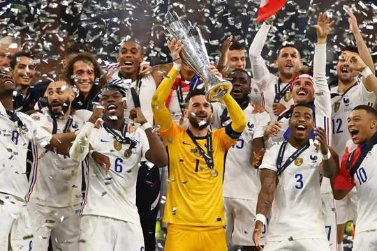 Pháp vô địch Nations League 2021