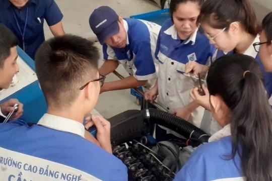 Đề xuất đào tạo cao đẳng 10 ngành nghề cho học sinh tốt nghiệp THCS