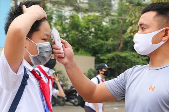 Chuyên gia: Hà Nội có thể mở cho trẻ đi học trở lại