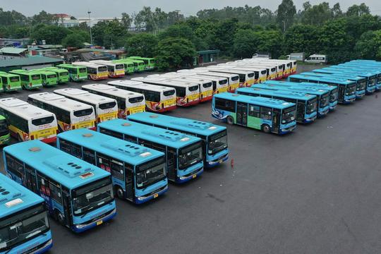 Đề xuất mở lại xe khách liên tỉnh từ Hà Nội đi 8 địa phương