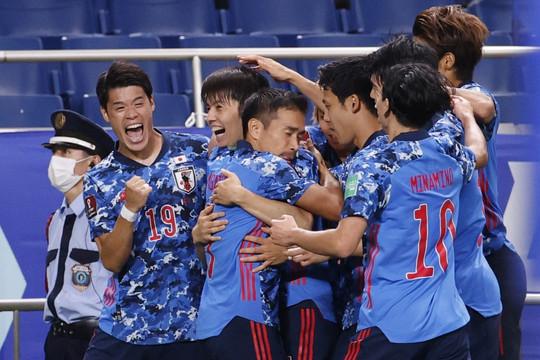 Thắng nhọc Australia, Nhật Bản giải tỏa áp lực ở vòng loại World Cup 2022