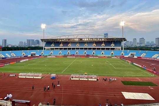 Sân Mỹ Đình có thể đón khán giả ở hai trận đấu của đội tuyển Việt Nam