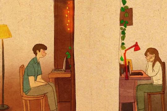 Cách duy trì tình yêu mùa giãn cách