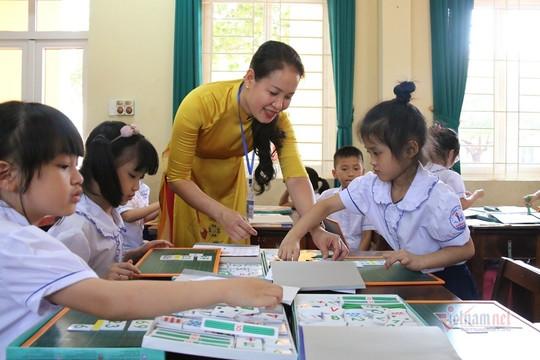 Hà Nội kiến nghị bổ sung hơn 7.100 biên chế giáo viên